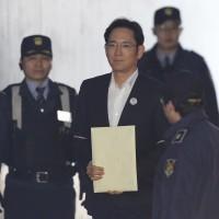 【南韓快報】三星李在鎔二審改判緩刑 歷經一年重獲自由