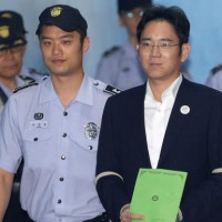 Samsung heir to be released free on suspended jail term