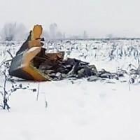 俄羅斯飛機失事 乘客機組人員全數罹難