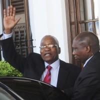 南非政治風雲 總統祖馬傳討錢討房換下臺