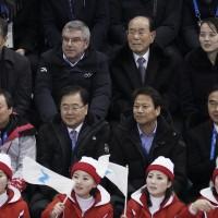 North Korea's Kim Jong Un describes South Korea as 'impressive'