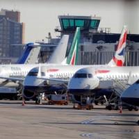 未爆彈驚魂 倫敦機場遭關閉