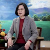 總統春節講話向全球華人賀新年