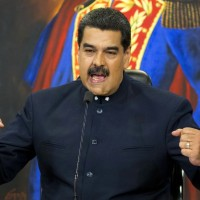 美副總統批委内瑞拉獨裁無正當性 委國總統跳腳揚言斷交