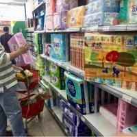 衛生紙下月飆漲1到3成 買1串得多花一個便當錢