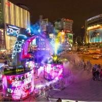 【倒數一天,不用等燈了】台北燈節24日開幕 西門町交管