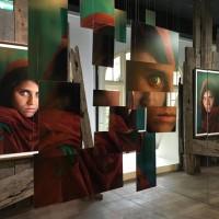 「阿富汗少女」攝影大師麥柯里個展來台