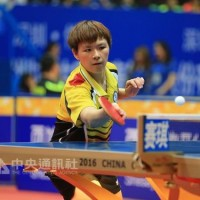 Taiwan's table tennis team eliminated from world cup in London