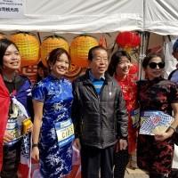 東京馬拉松前日祭 謝長廷推台北馬拉松