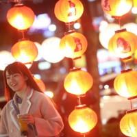 台北燈節登場 「告白氣球」、「空拍機」禁入