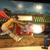 Fun photos from 'Fantasy World' 3D expo in Taipei