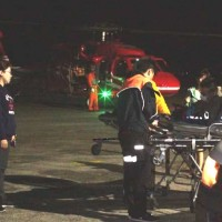蘭嶼鄉民發現黑鷹直升機殘骸 28日進行打撈