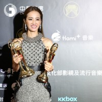 Taiwan pop superstar Jolin Tsai close to recovery, but August concerts canceled
