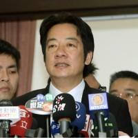 賴清德談「台灣旅行法」 盼提升台美實質關係