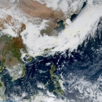Two cold waves headed for Taiwan this week