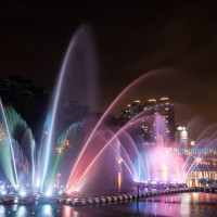 Bitan fountain show to debut in New Taipei on March 9