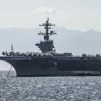外媒:美中關係敏感時刻 美考慮派軍艦通過台灣海峽