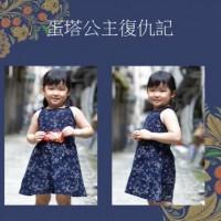 台灣藍染的辛酸故事~蛋塔公主復仇記