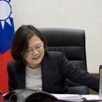 Taiwan President Tsai Ing-wen is woman leader to watch: U.S. columnist