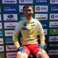 Japanese cyclist finishes first in stage 1 of the Tour de Taiwan