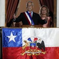 智利新任總統宣誓就職 億萬富豪重返政壇