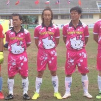 Photo of the Day: Hapless Hello Kitty soccer squad
