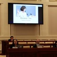 唐鳳數位外交 赴梵蒂岡談台灣民主
