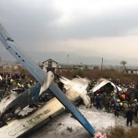 【更新】尼泊爾傳空難 至少49人死亡22人輕重傷