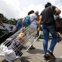 委内瑞拉社會經濟崩潰 難民數量為地中海10倍