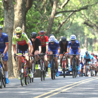 Tour de Taiwan 2018 rides through Pingtung for final stage