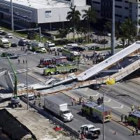 【影片】佛州大學天橋倒塌4死10傷 台灣7學生均平安