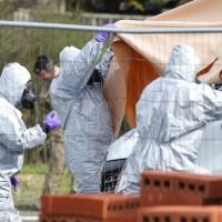 俄前情報員在英中毒 外交部籲各國遵守聯合國禁化武公約