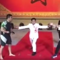 MMA gym owner Xu Xiaodong pummels 'Wing Chun Master'