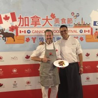 Canadian food festival kicks off at Caesar Park Hotel Banqiao