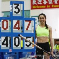 跳破14年全國紀錄 吳家如成功達亞運、世青賽標準