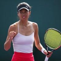台灣網壇第2人 謝淑薇挺進邁阿密網球公開賽32強