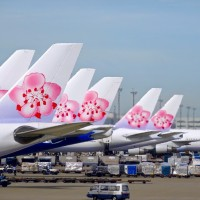 Taiwan's China Airlines opens direct flight from Taipei to Ontario, CA