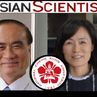 Two presidents from Taiwan's Cheng Kung Univ. among top 100 Asian Scientists for 2018