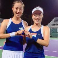 詹家姐妹苦戰烏塞聯軍 邁阿密網球公開賽闖8強