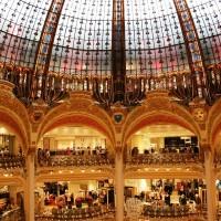 巴黎老佛爺百貨 端出藝術美食引客上門