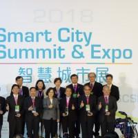 蔡英文:厚實技術台灣AIoT產業不落後