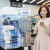 FamilyMart Taiwan unveils digital concept store model