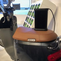 Taiwan motorcycle makers Gogoro and KYMCO compete with batteries