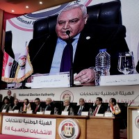 塞西擁97.08%選票成功連任埃及總統