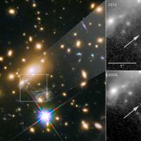 科學家觀測到最遙遠恆星伊卡洛斯蹤跡
