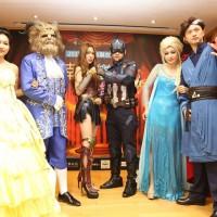 New Taipei City plans mass cosplay wedding