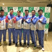 Taiwan to play against Iran in upcoming Davis Cup Zone Group II relegation play-off in Taipei