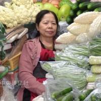 曾獲選《時代》百大人物 善心菜販陳樹菊因病退休