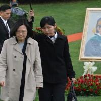 蔡英文:把轉型正義做好 是我們紀念鄭南榕的方式