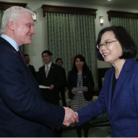 President Tsai optimistic about post-Brexit Taiwan-UK relations